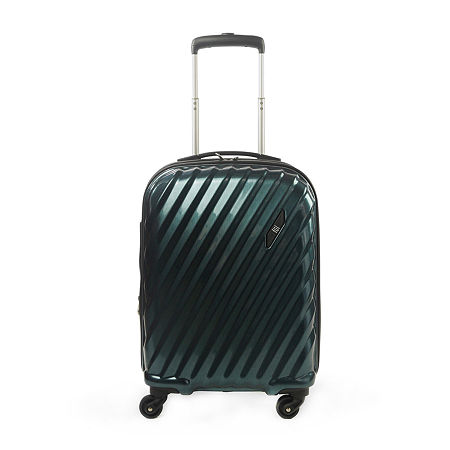 Ful Marquise 21 Inch Hardside Carry-on Luggage, One Size , Green
