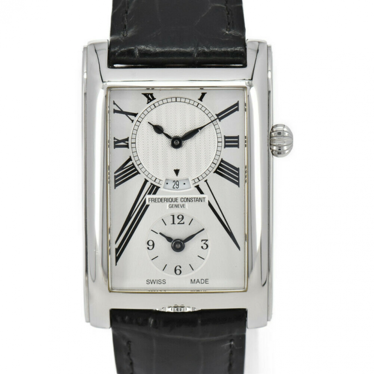 Frederique Constant \N Uhr Silber
