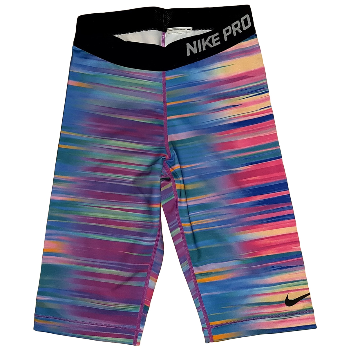 Nike \N Multicolour Spandex Trousers for Women S International