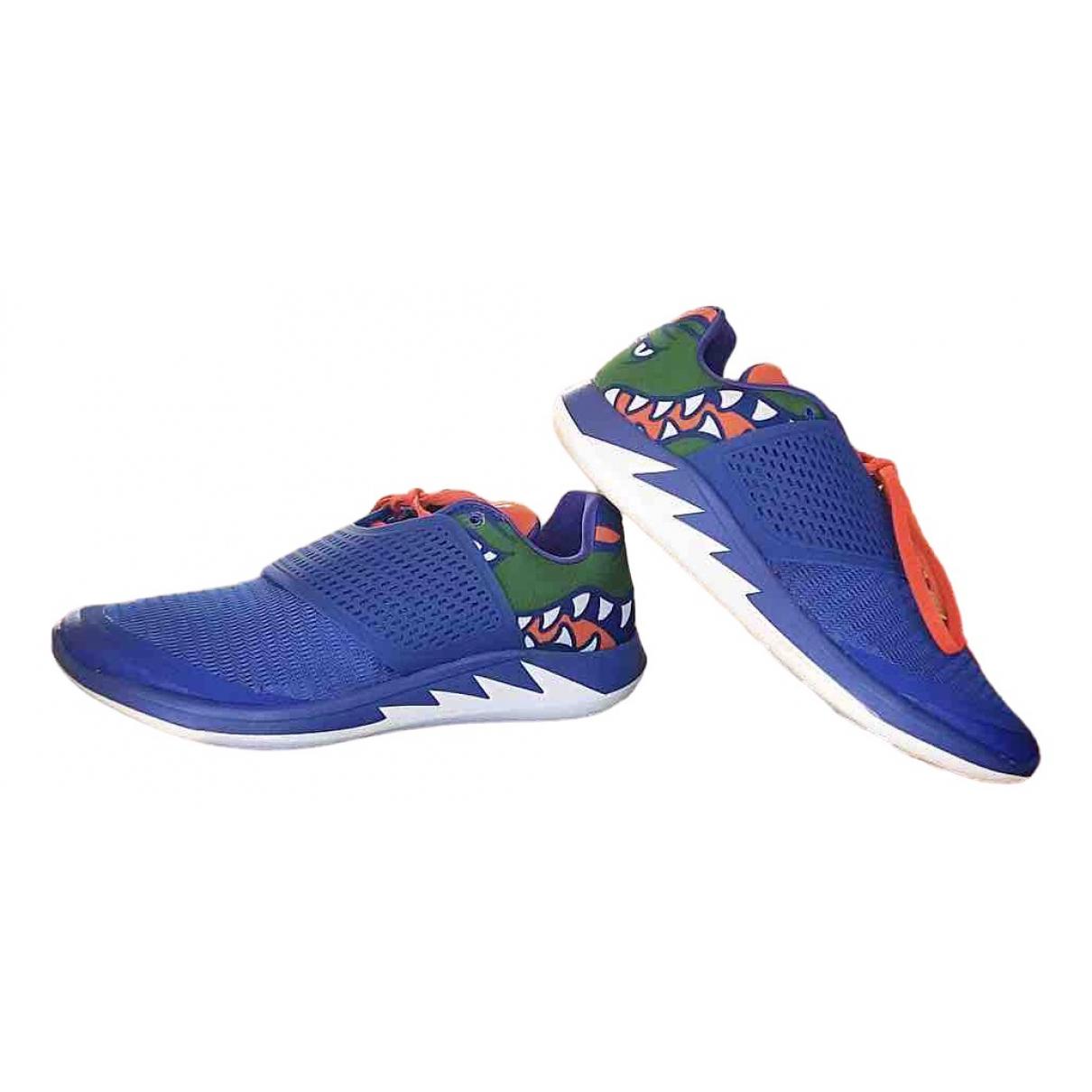 Jordan - Baskets   pour homme en toile - bleu