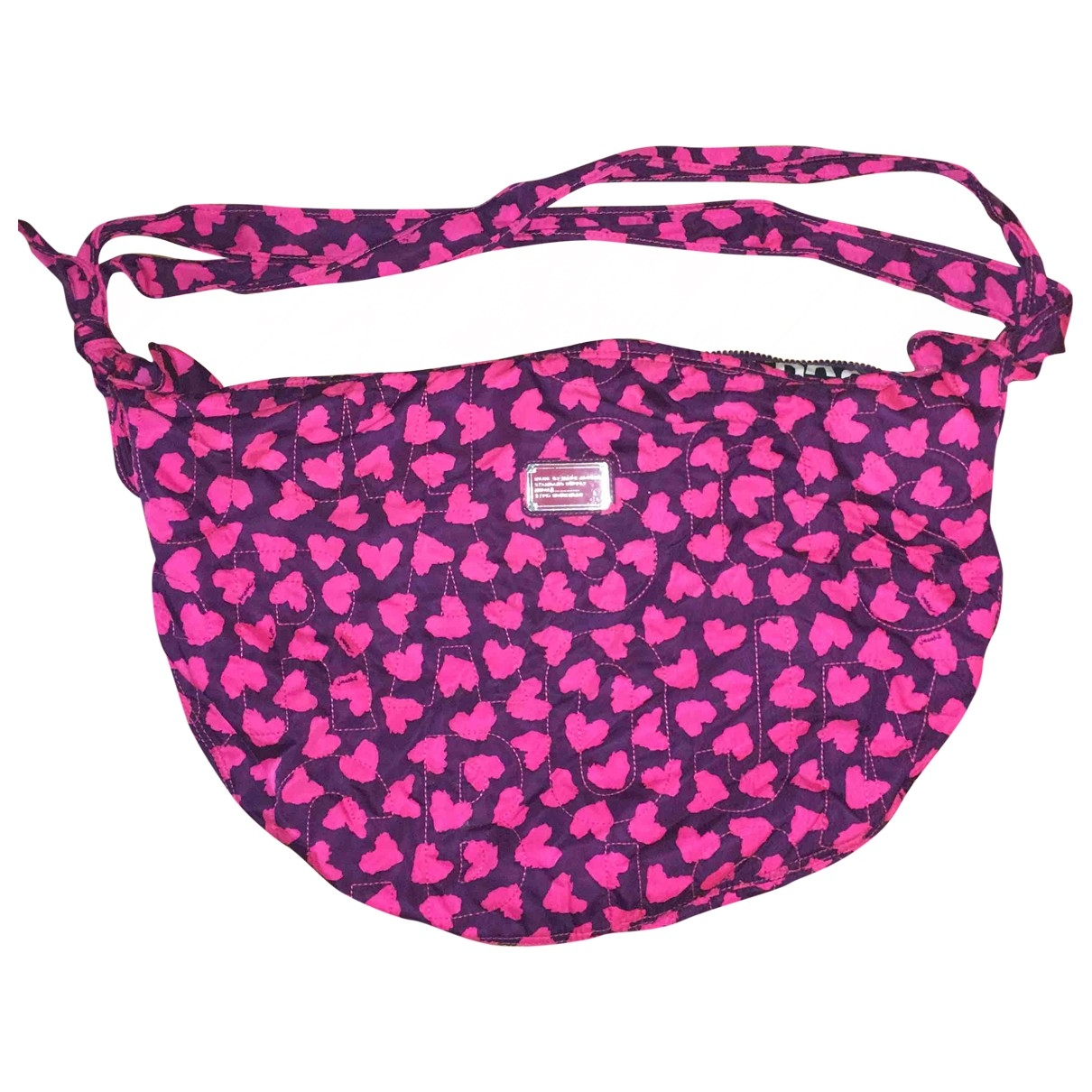 Marc By Marc Jacobs \N Handtasche in  Rosa Polyester