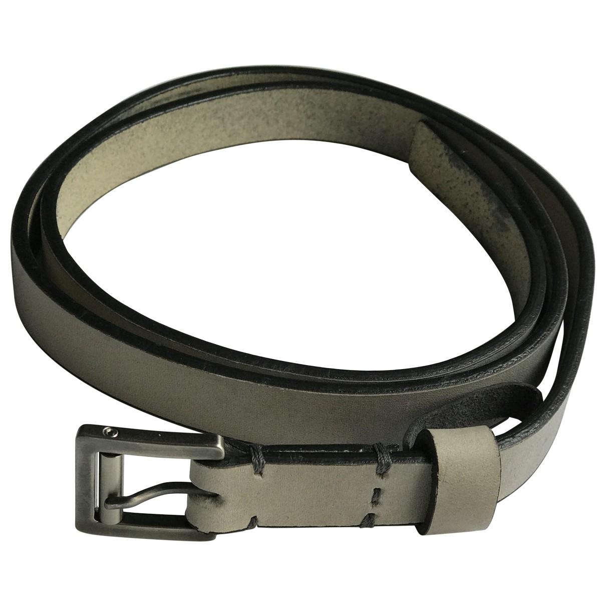 Kenzo \N Camel Leather belt for Men 95 cm