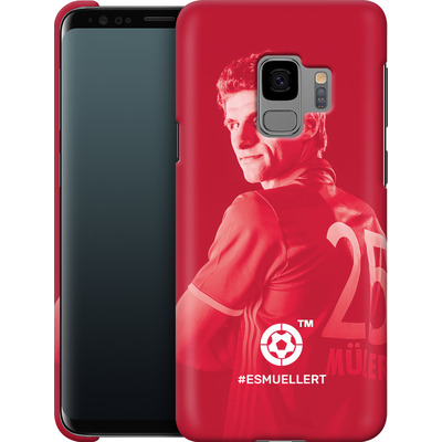 Samsung Galaxy S9 Smartphone Huelle - Standing 25 von Thomas Mueller