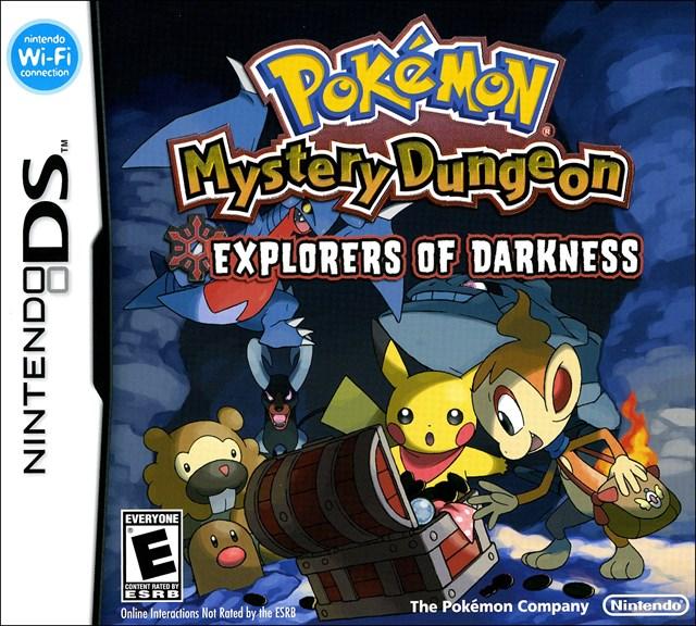 Pokemon Mystery Dungeon: Explorers of Darkness