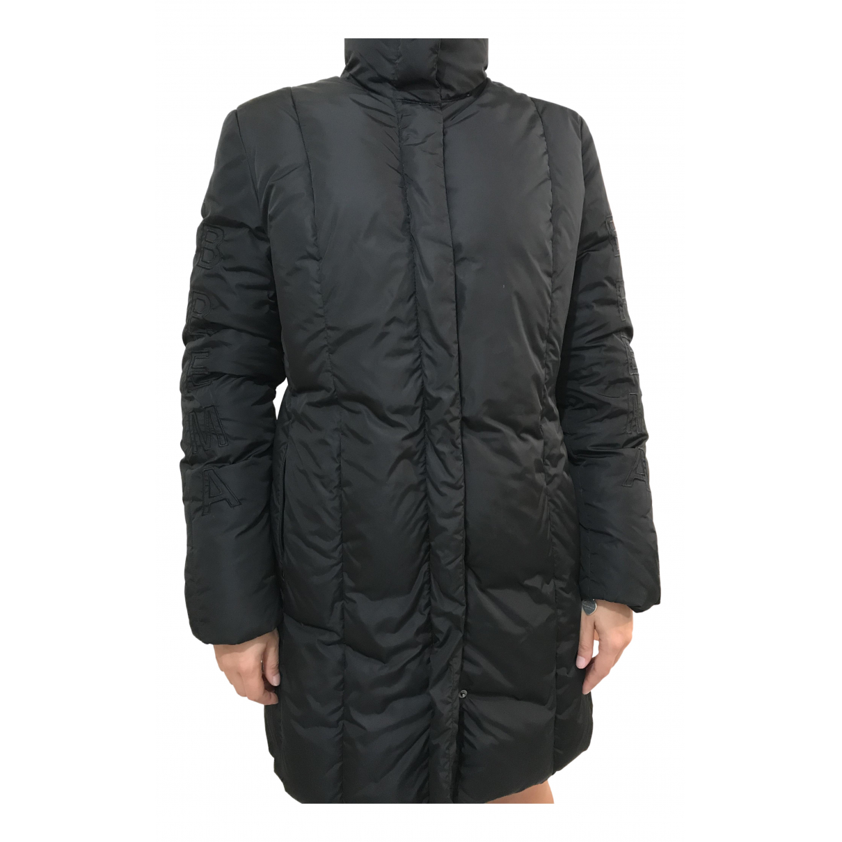 Belstaff \N Black jacket for Women 44 IT
