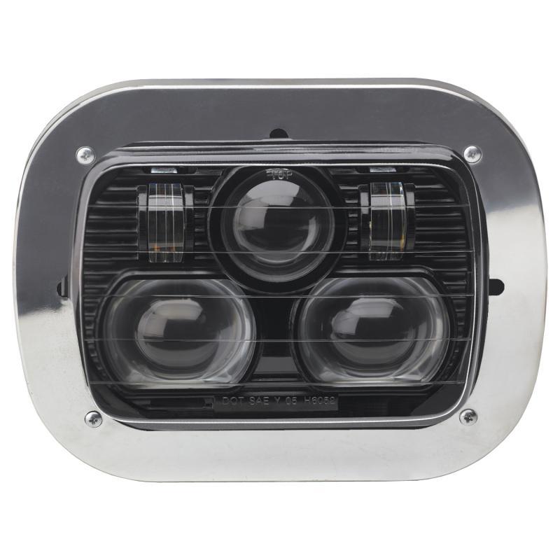 J.W. Speaker 3157041 8900-EV 5x7 Housing-Bezel-Cord Asmb RHT