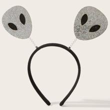Alien Decor Hair Hoop