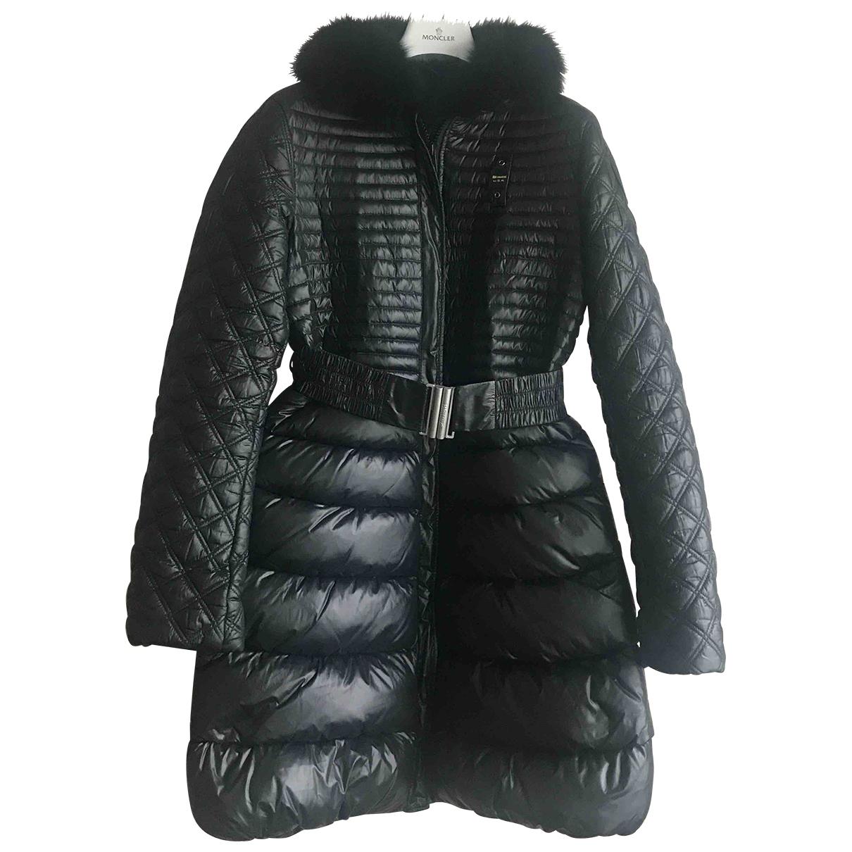 Blauer \N Black coat for Women M International