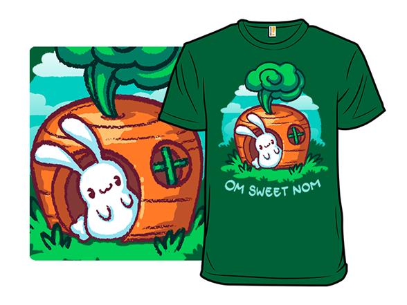 Om Sweet Nom T Shirt