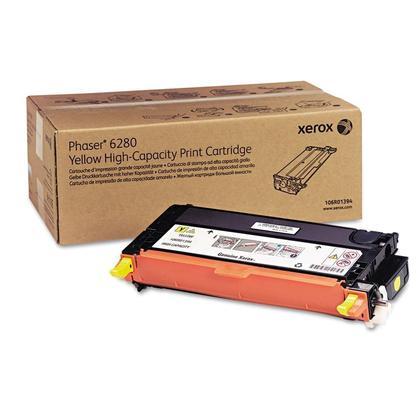 Xerox 106R01394 Original Yellow Toner Cartridge High Yield