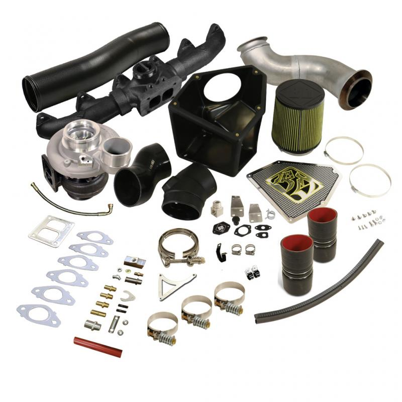 BD Diesel 1045717 Rumble B S366SX-E Turbo Kit - Dodge 2003-2007 5.9L Dodge 2003-2007 5.9L 6-Cyl