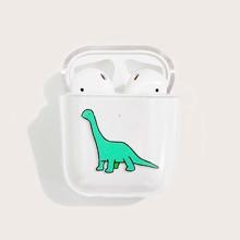 AirPods Schutzhuelle mit Dinosaurier Muster
