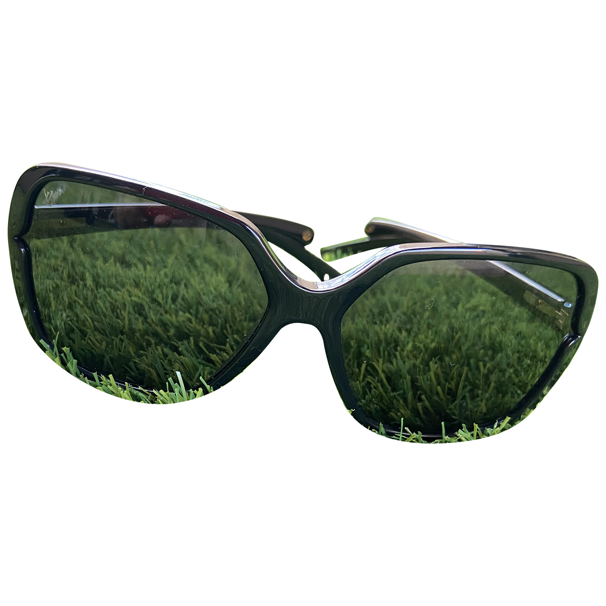 Louis Vuitton N Black Sunglasses for Women N