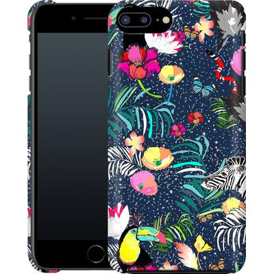 Apple iPhone 7 Plus Smartphone Huelle - Jungle Glow von Mukta Lata Barua
