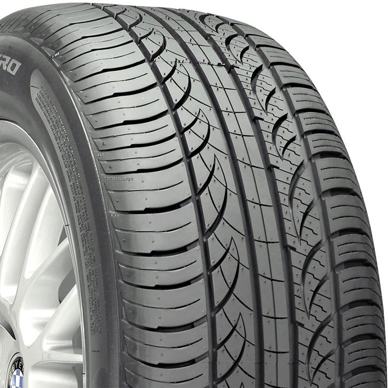 Pirelli 1957300 P Zero Nero AS Tire P 245 /45 R19 102H XL BSW JA