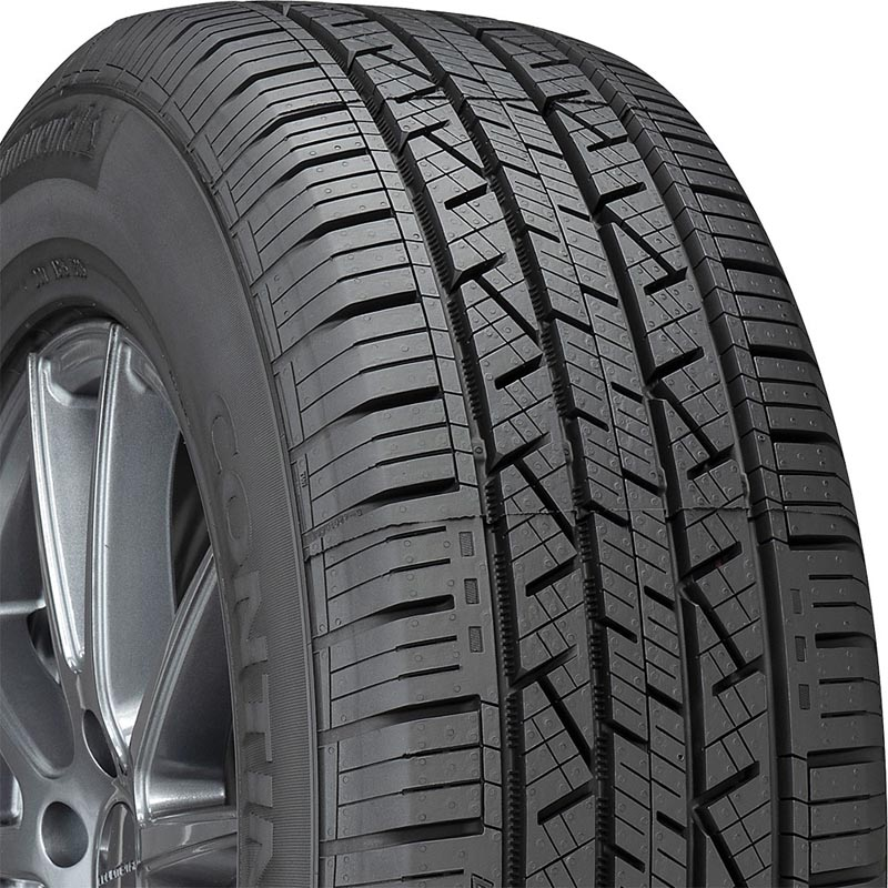 Continental 15491450000 Cross Contact LX 25 Tire 235/55 R18 100H SL BSW