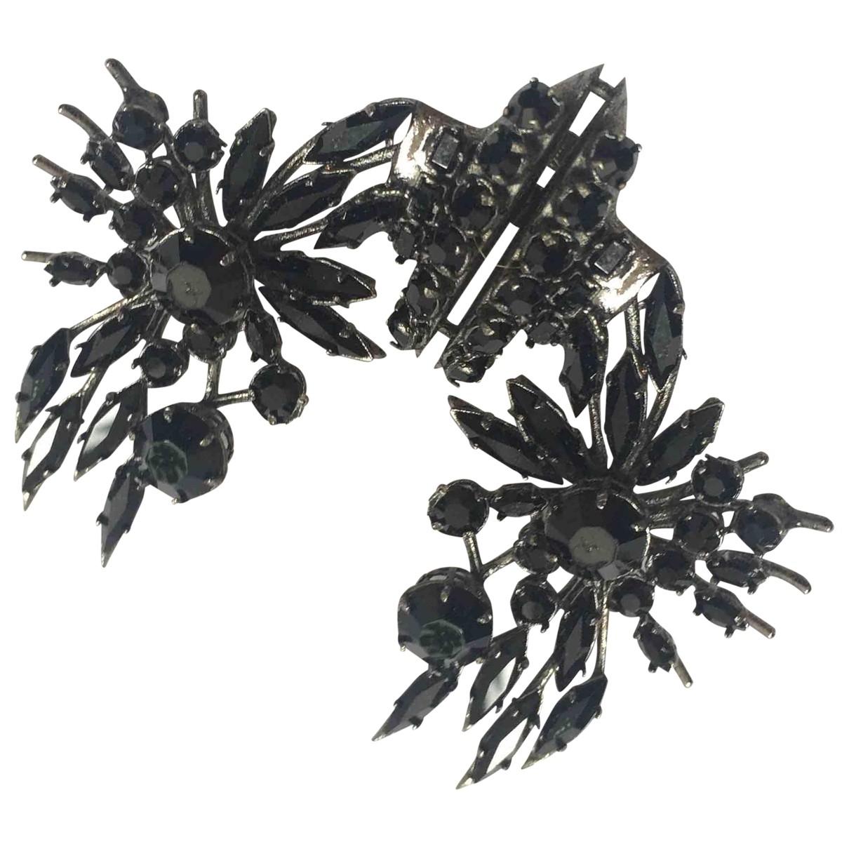 Givenchy - Bague   pour femme en metal - noir