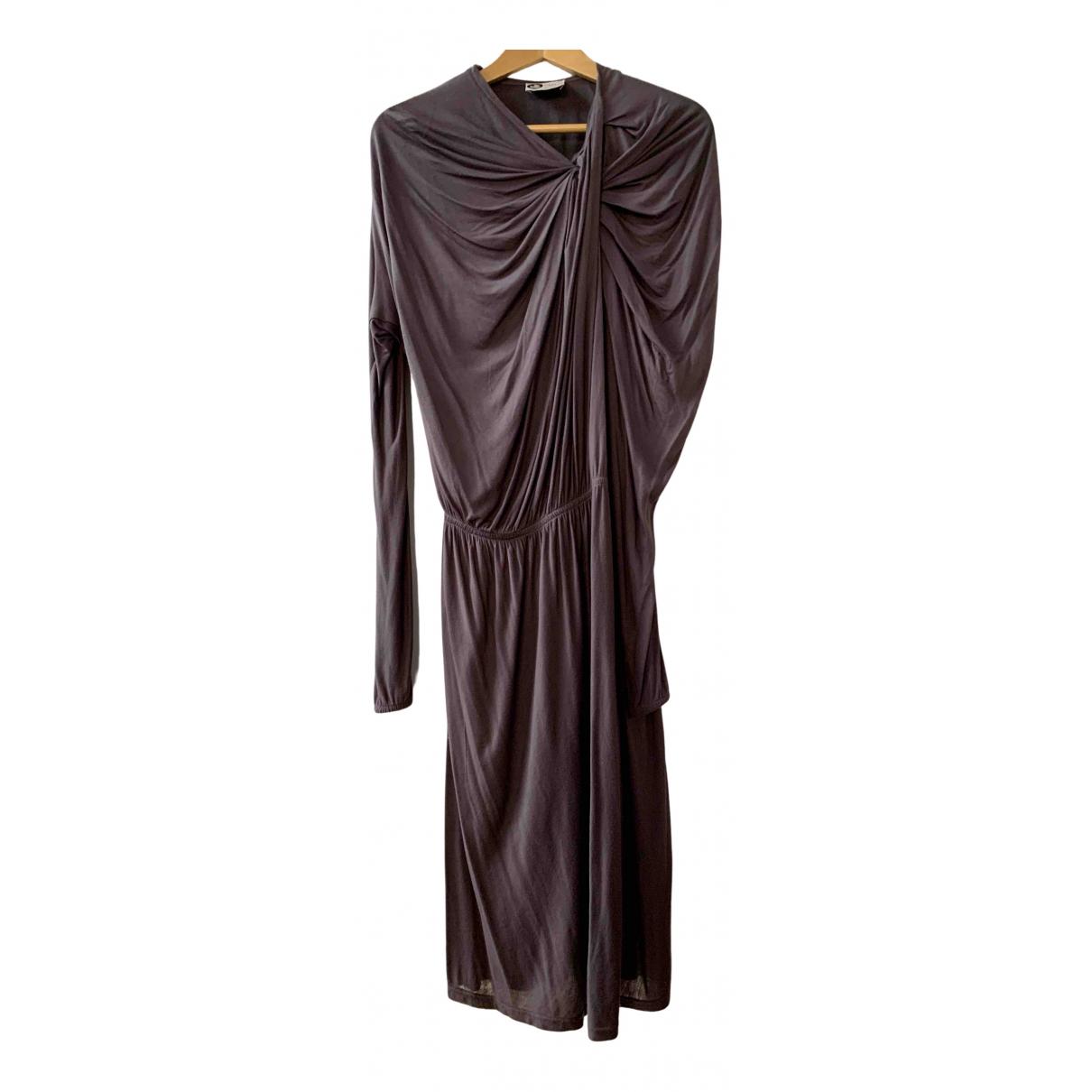Lanvin - Robe   pour femme - violet