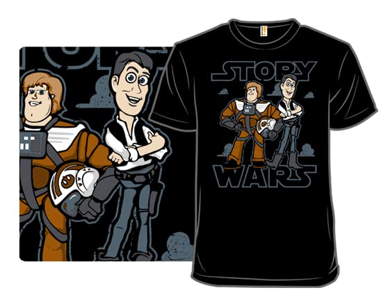 To Alderaan And Beyond T Shirt