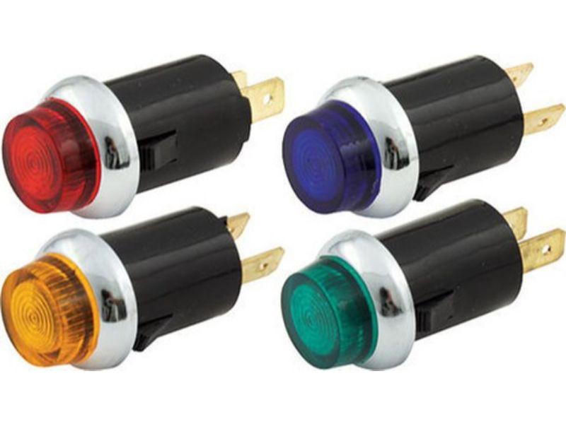 Quickcar Racing Products 4 Warning Light Set 61-706