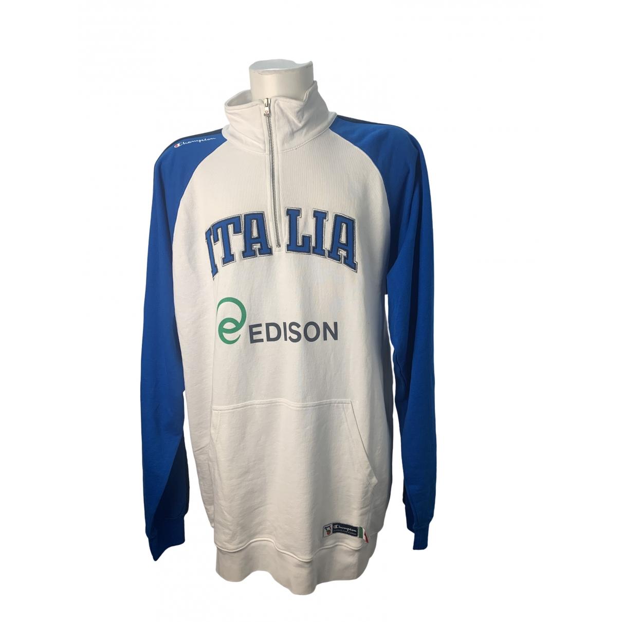 Champion \N Pullover.Westen.Sweatshirts  in Baumwolle