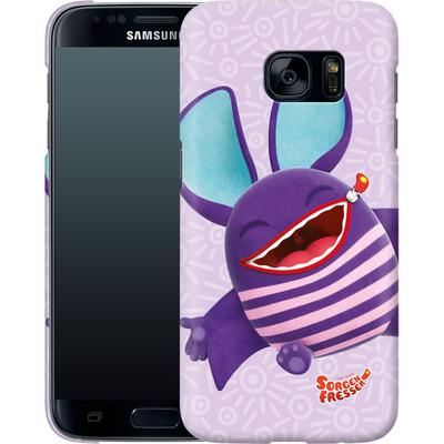 Samsung Galaxy S7 Smartphone Huelle - Sorgenfresser Mary von Sorgenfresser