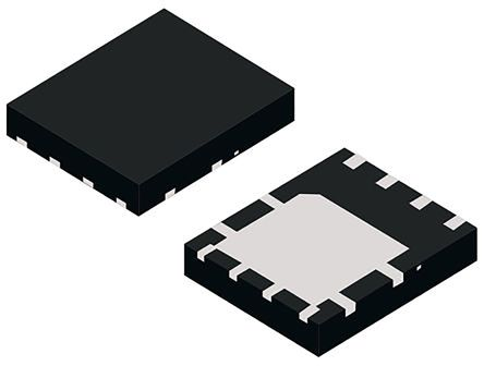 DiodesZetex P-Channel MOSFET, 11 A, 40 V, 8-Pin POWERDI5060 Diodes Inc DMP4015SPS-13 (10)