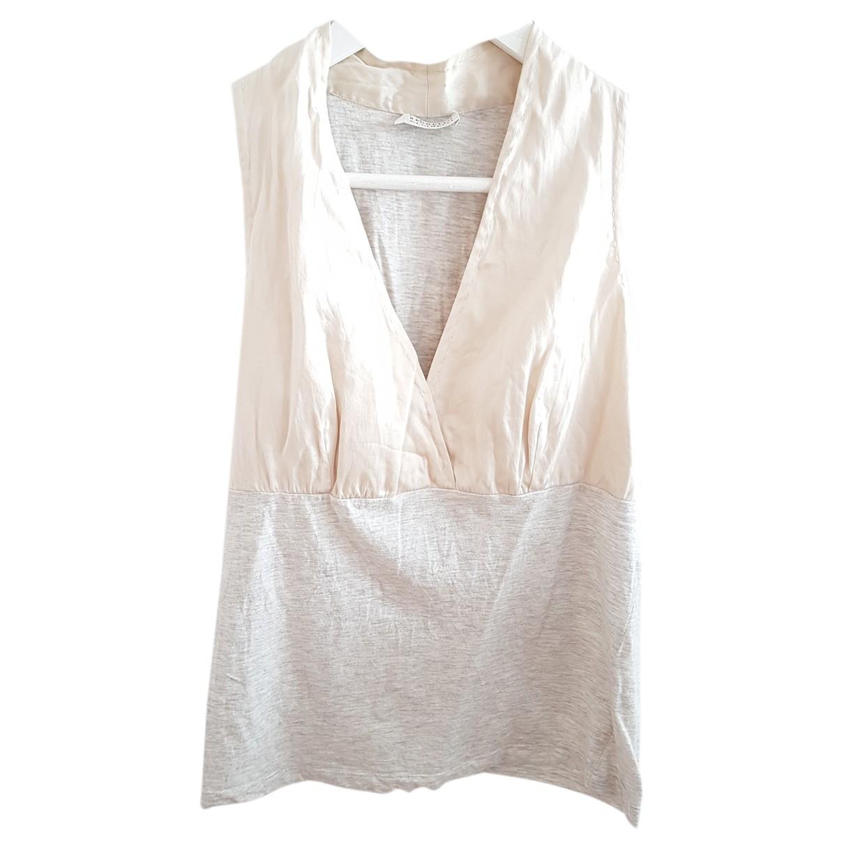 Brunello Cucinelli N Multicolour Cotton  top for Women L International