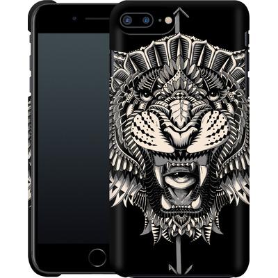 Apple iPhone 8 Plus Smartphone Huelle - Eye Of The Tiger von BIOWORKZ