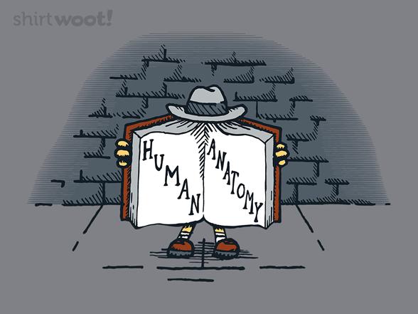 Book Creep T Shirt