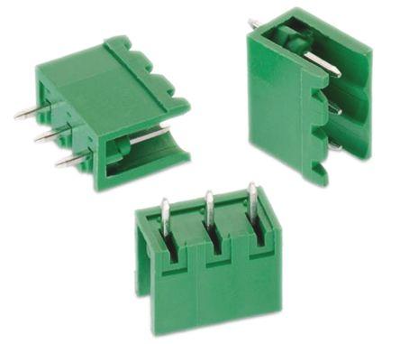 Wurth Elektronik , 311, 8 Way, 1 Row, Straight PCB Header