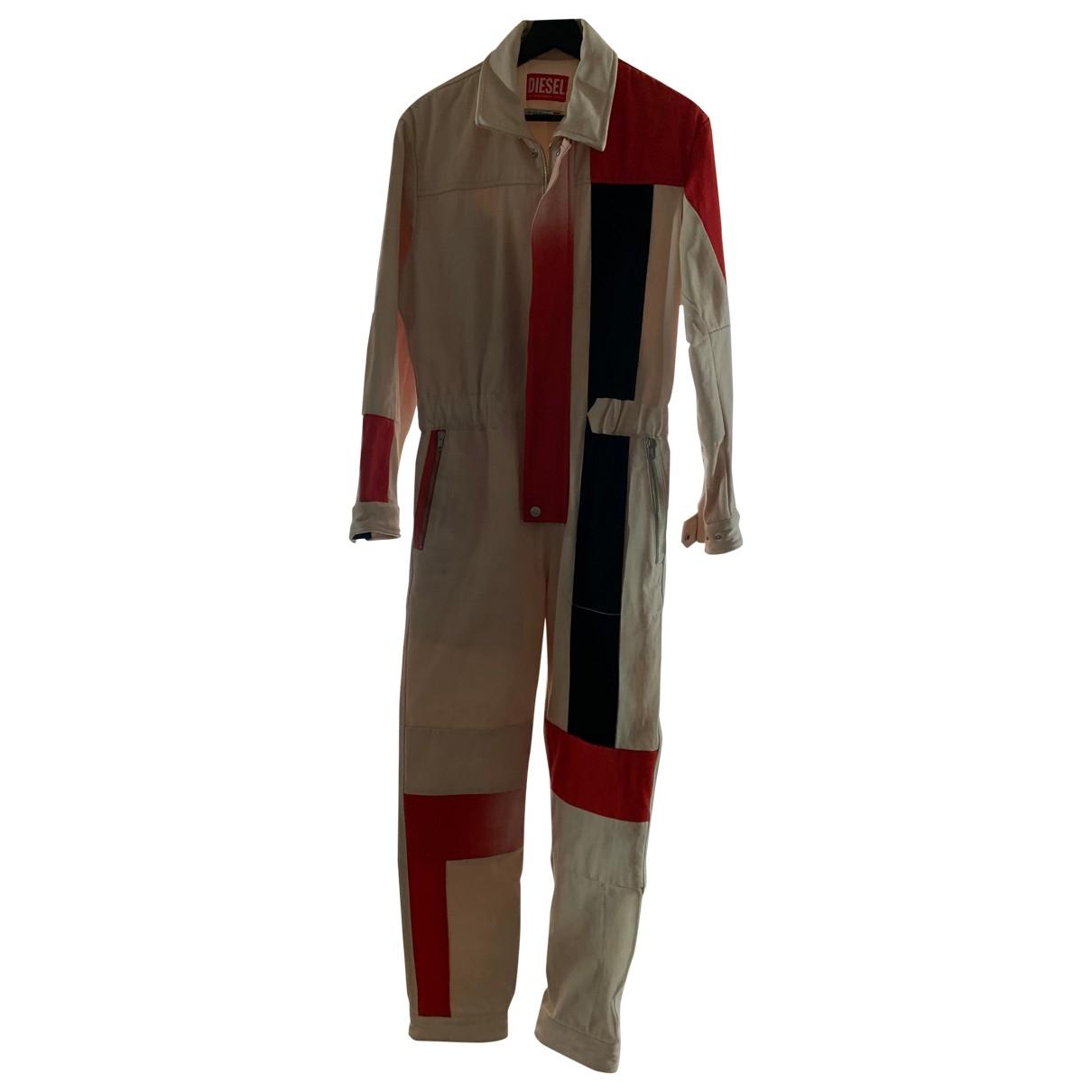 Diesel \N Multicolour Cotton Suits for Men M International