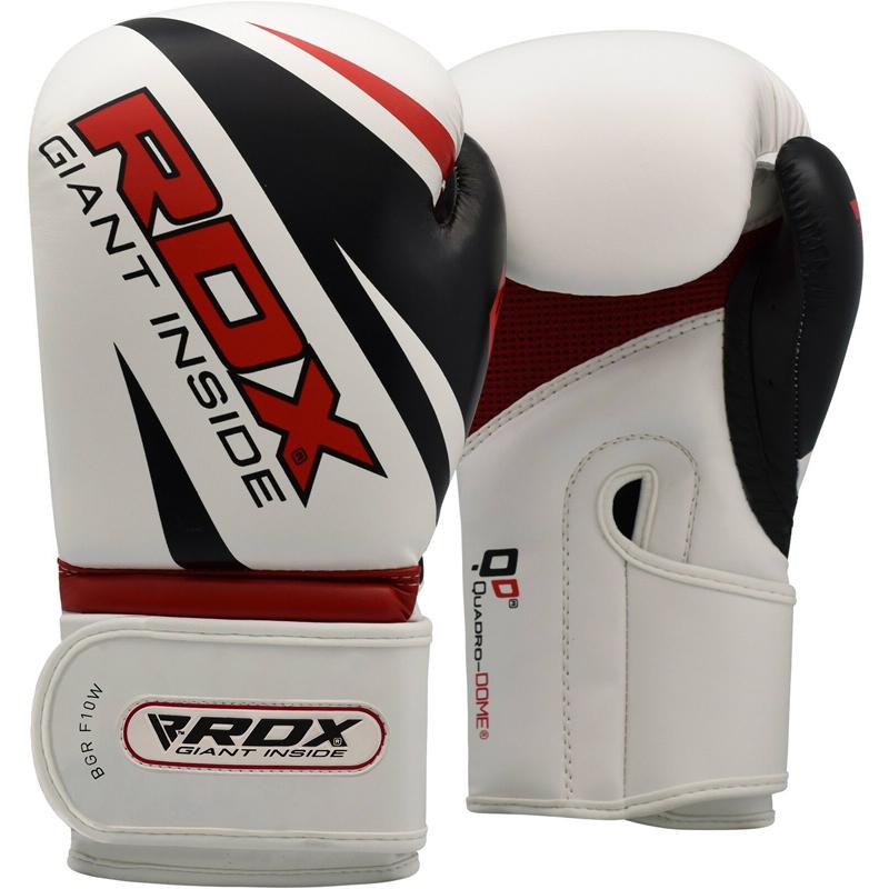 RDX F10 Trainings Boxhandschuhe Haken und Schleife Kunstleder