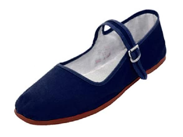 Women's Mary Jane Ballet Flats Shoes