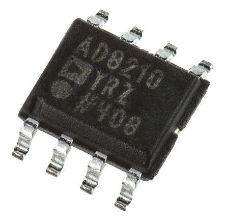 Analog Devices AD8210YRZ , Current Monitor Single Bidirectional 8-Pin SOIC