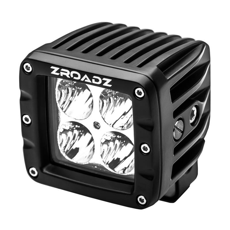 (1) 3 Inch LED Spot Beam Pod Lights PN Z30BC14W20S