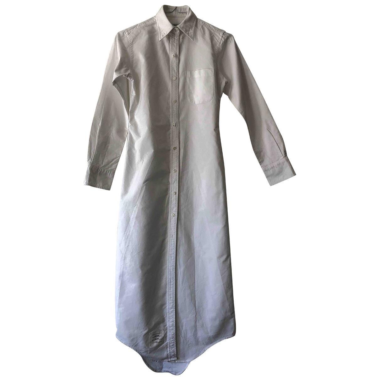 Maxi vestido Thom Browne