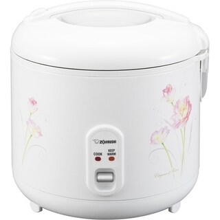 Zojirushi Automatic Conventional Rice Cooker (Auto Shut Off - Multi - 10 Cup)