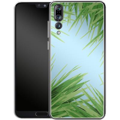 Huawei P20 Pro Silikon Handyhuelle - Aloe von Mukta Lata Barua