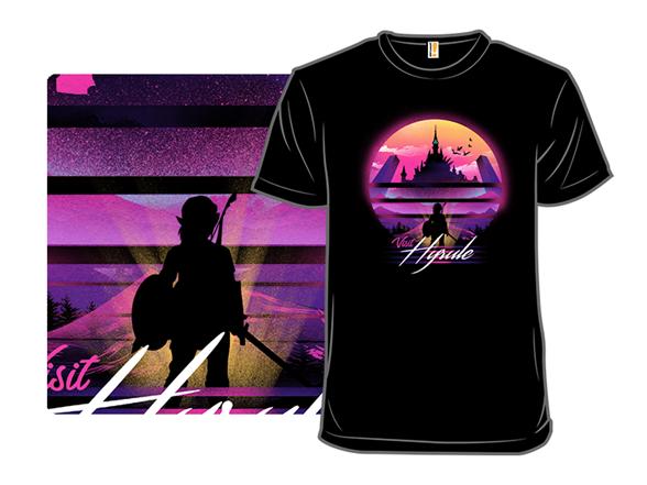 Visit Hyrule T Shirt