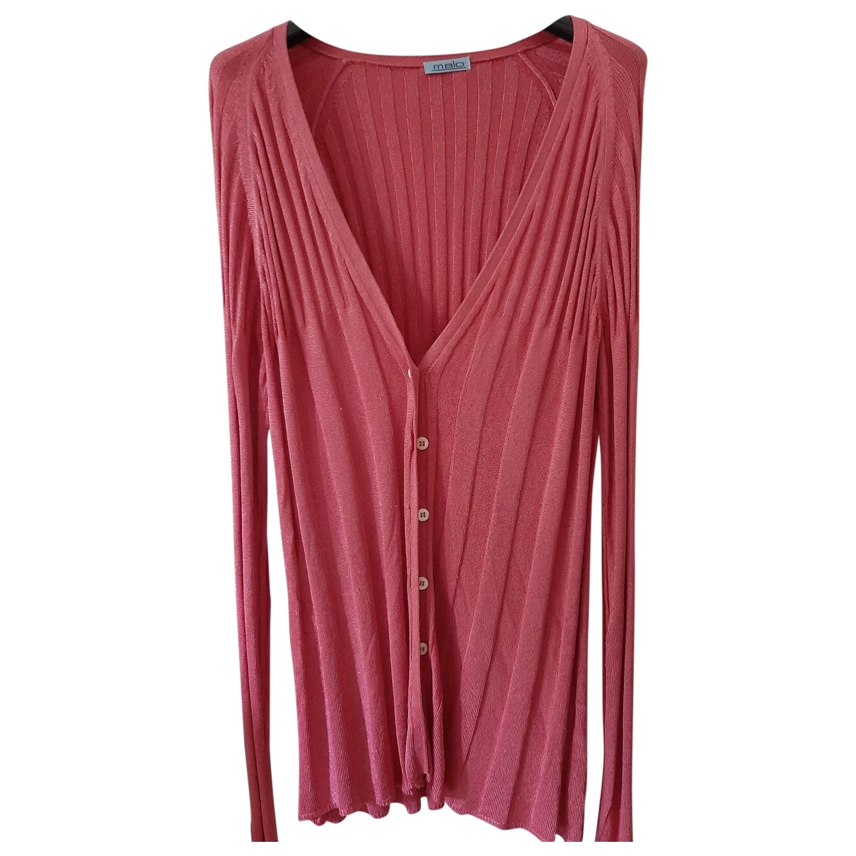 Malo - Pull   pour femme - rose
