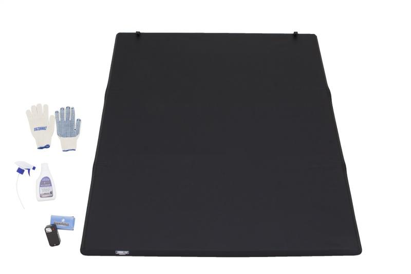 Tonno Pro 42-314 5.5ft Styleside Tonno Fold Tri-Fold Tonneau Cover Ford F-150 2015-2020