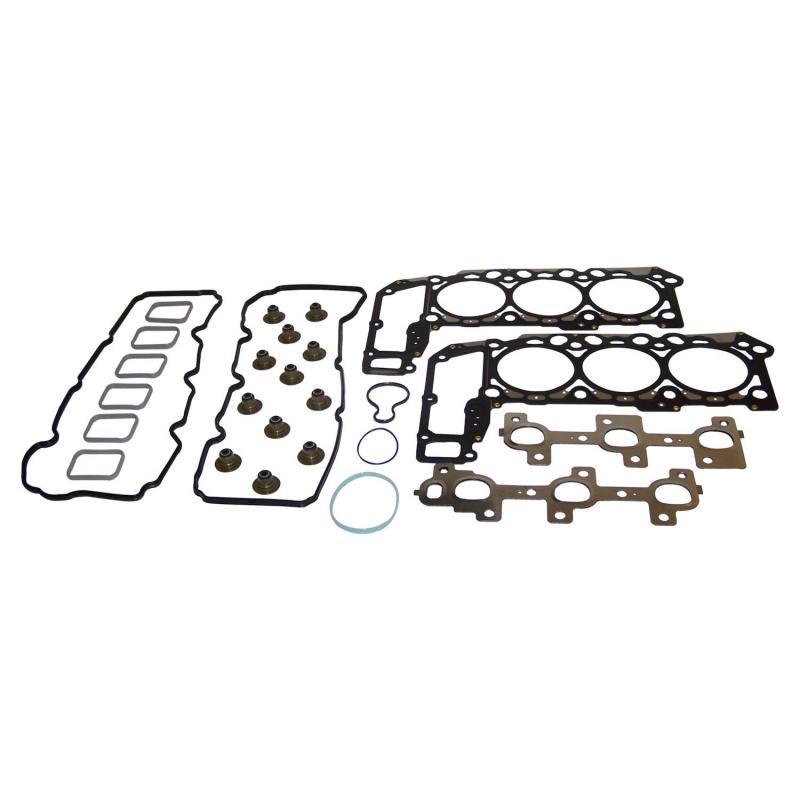 Crown Automotive 68003564AA Jeep Replacement Upper Engine Gasket Set for 07-12 Jeep WK, XK, KJ, KK, & Misc Dodge & Ram Models