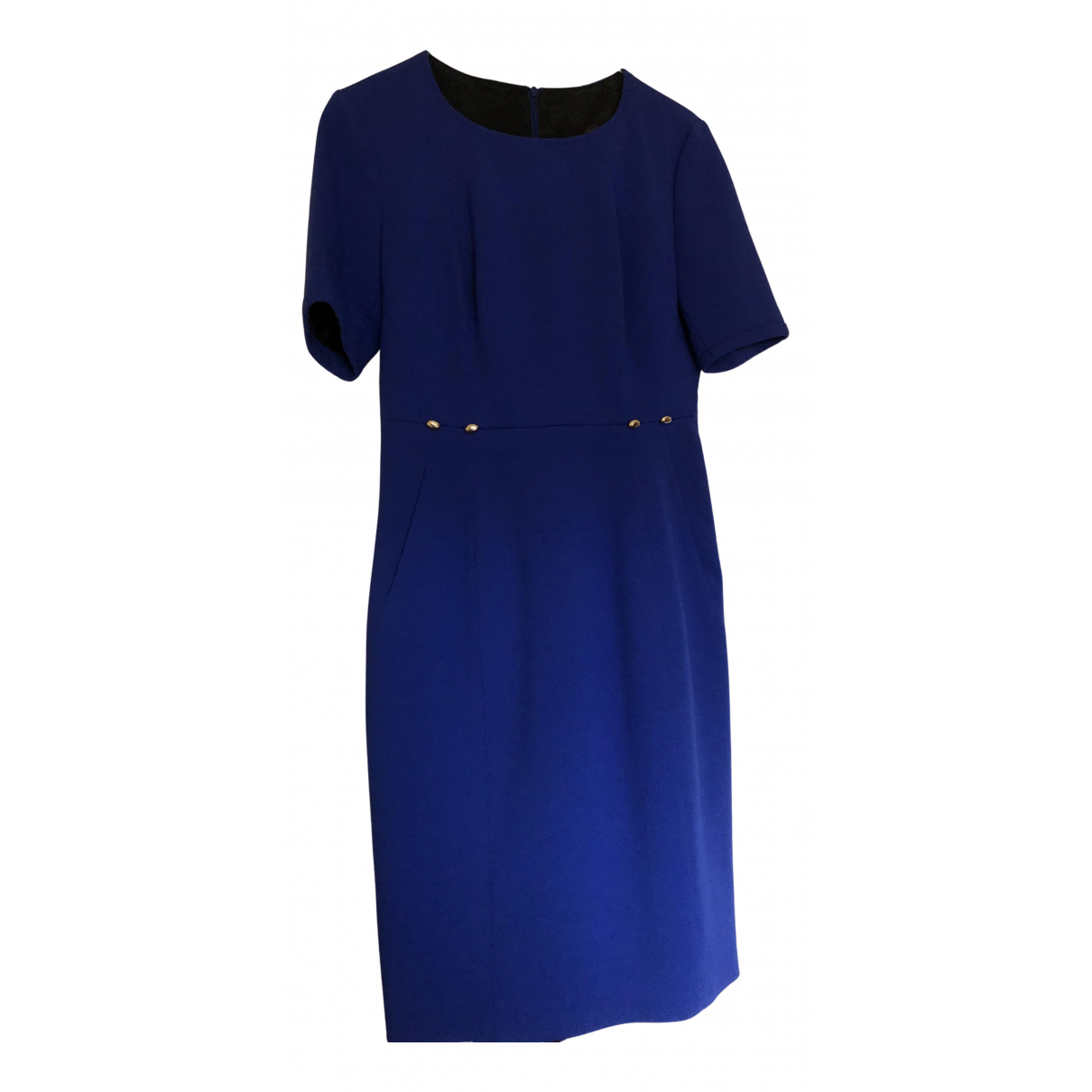 Adolfo Dominguez N Blue dress for Women 40 FR