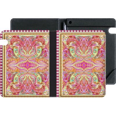 Amazon Kindle Voyage eBook Reader Huelle - Paisley Pink von Amy Sia