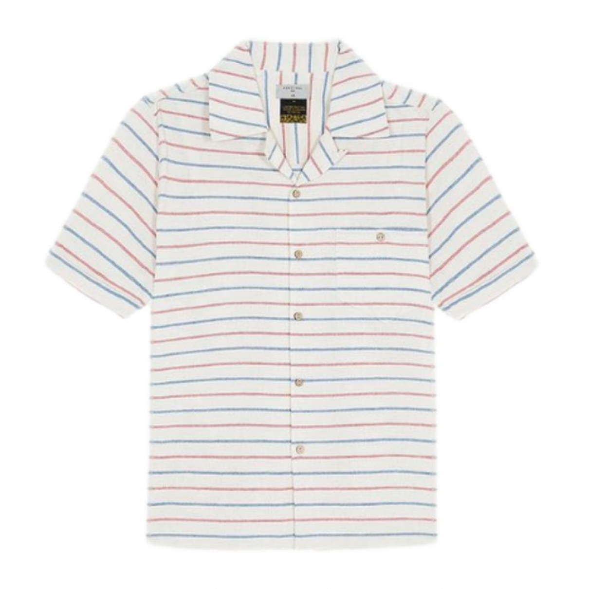 Non Signé / Unsigned \N Cotton Shirts for Men S International