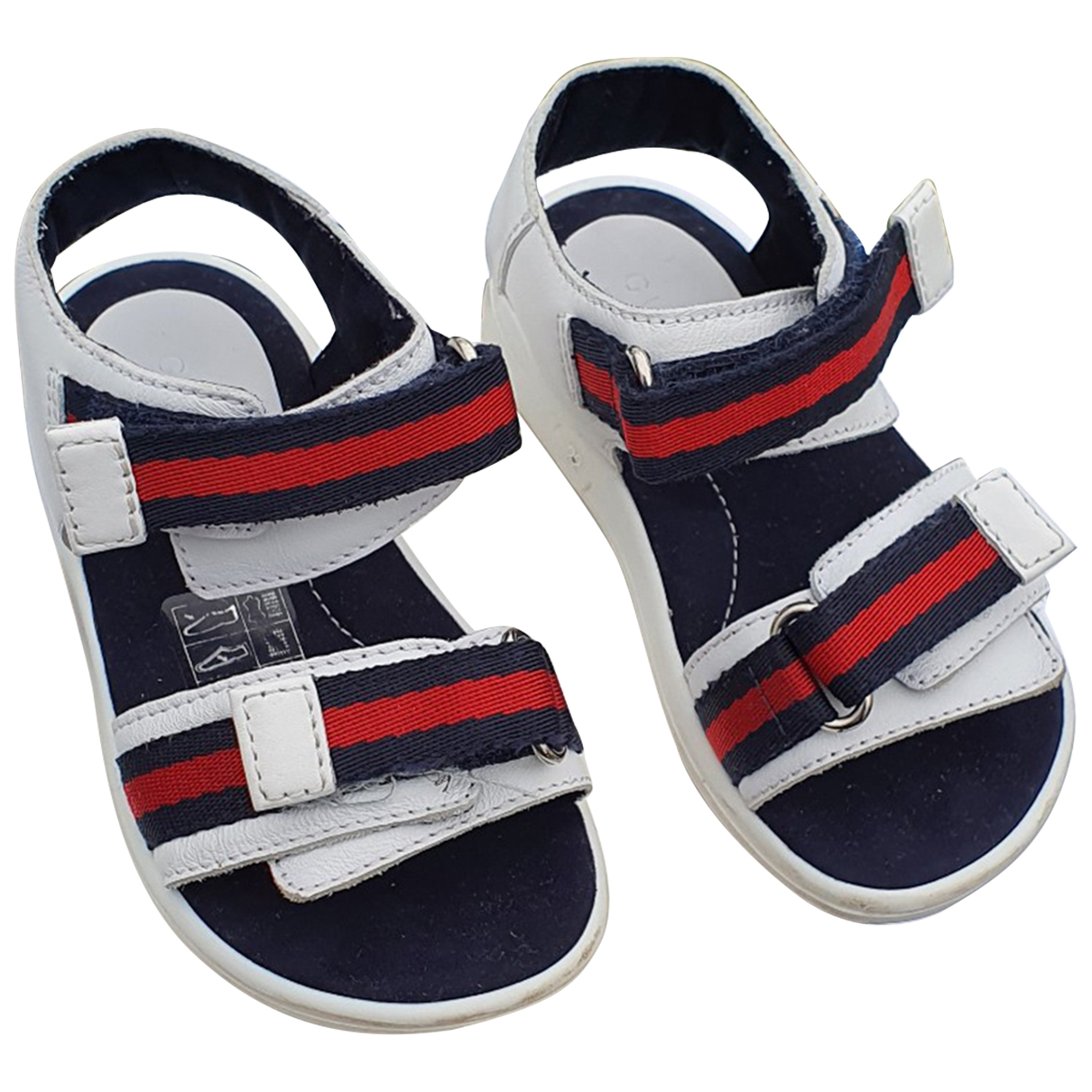 Gucci \N Multicolour Leather Sandals for Kids 22 FR