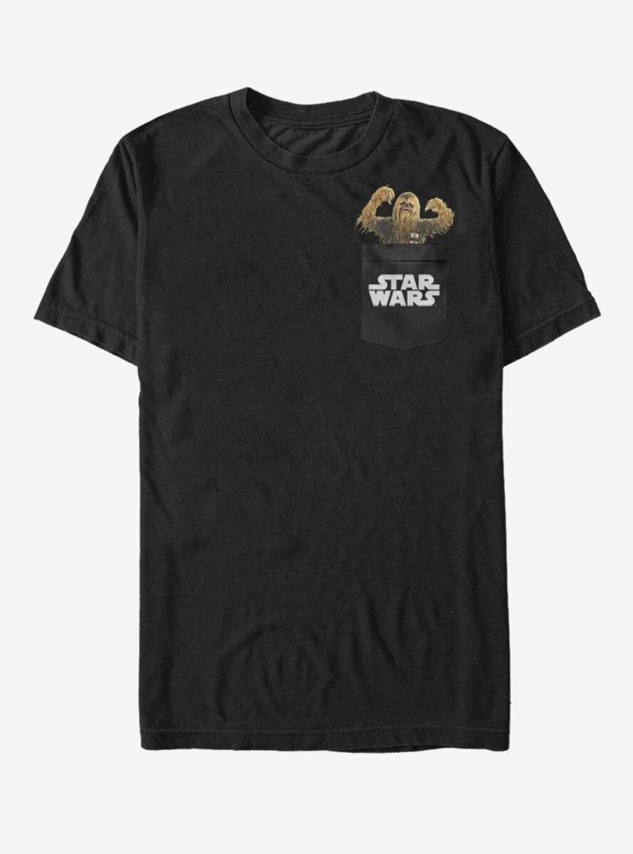 Star Wars Poke Chewie T-Shirt