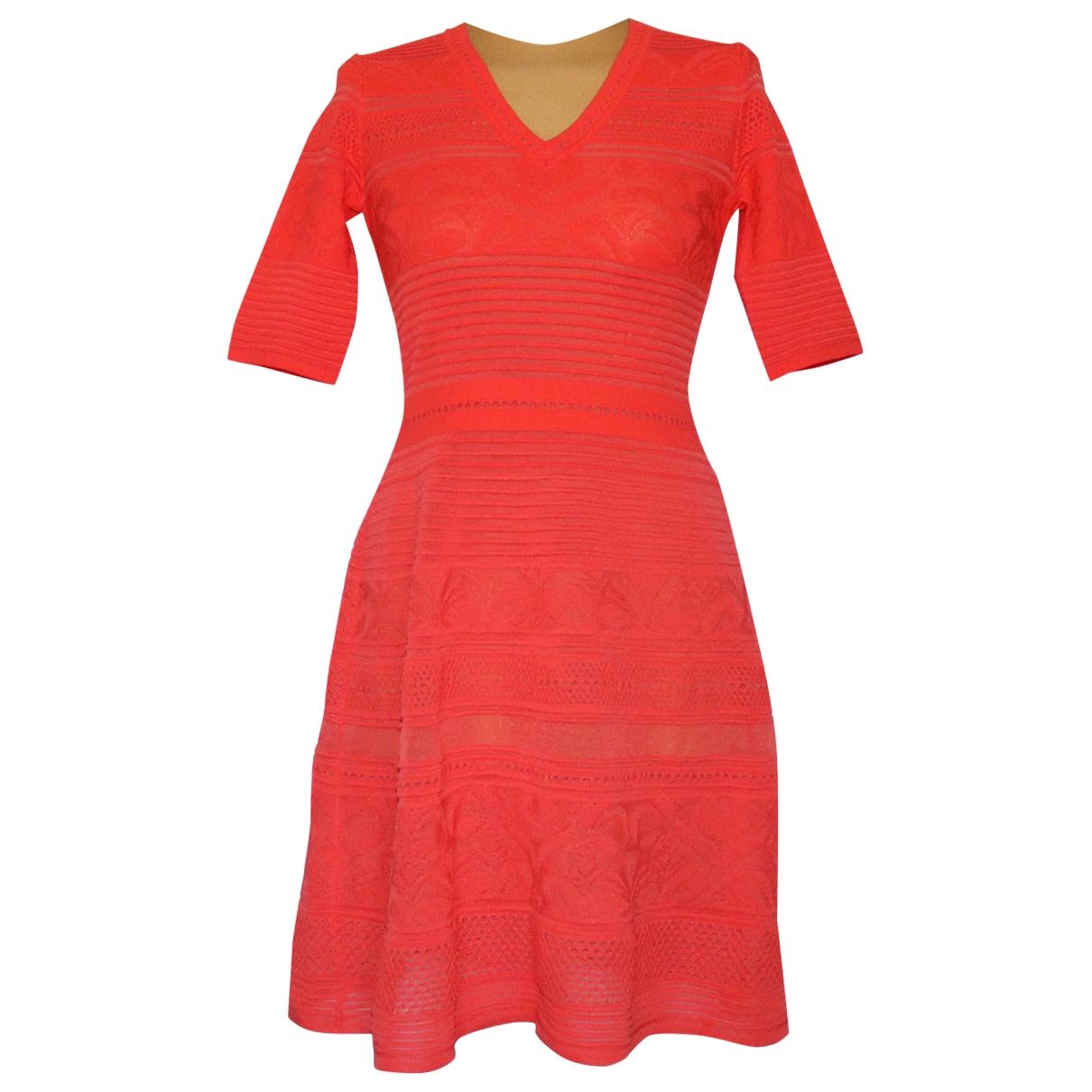 M Missoni \N Orange Cotton - elasthane dress for Women 40 IT