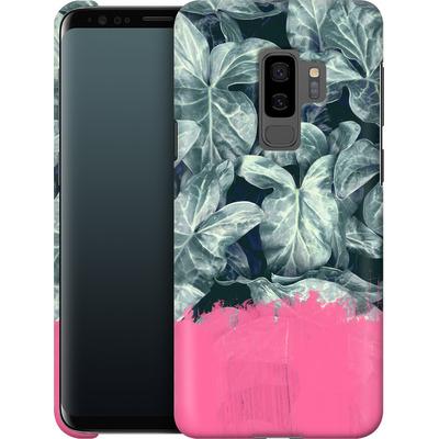 Samsung Galaxy S9 Plus Smartphone Huelle - Sweet Pink on Jungle von Emanuela Carratoni